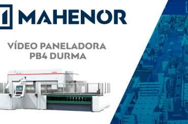 Video: Paneladora Durma PB4